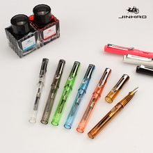 jinhao 599a writing stationery Business Office Luxuryhigh quality giftPen calligraphy ink pen Can Customize LOGO