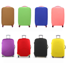 18-30 Inch Luggage Covers Protective Suitcase cover Solid Bag Cover Trolley case Travel Luggage Dust Fexible cover