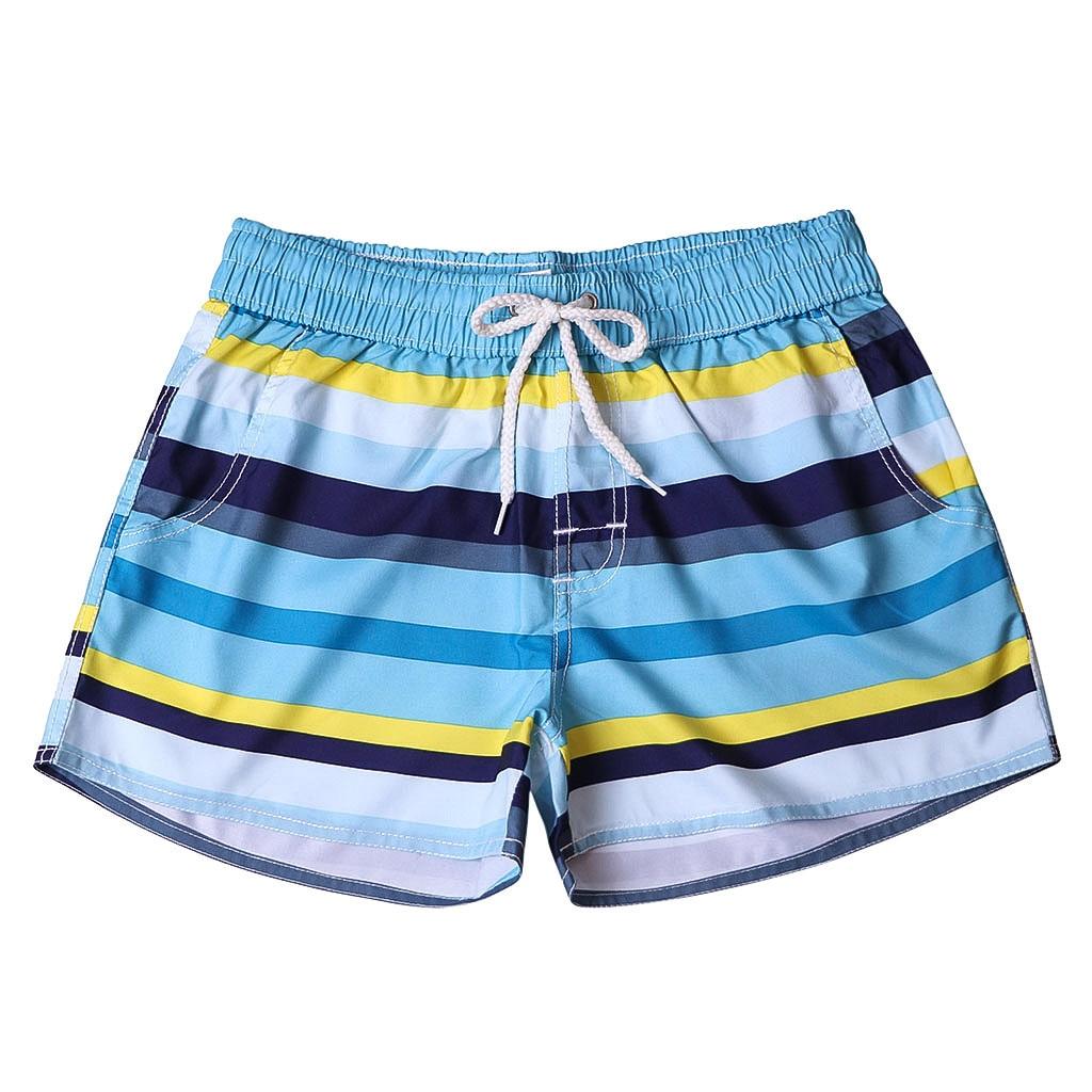 Womail Women's Shorts Summer Booty Shorts Swim Trunks Quick Dry Beach Surfing Running Swimming Watershort Fashion  J21