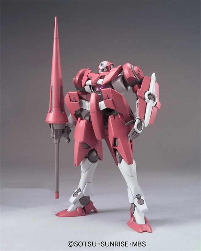 Bandai Gundam 56836 00 HG 1/144 GN-X III A-Yasaları Tipi Mobil Takım Elbise Monte Model Kitleri Anime Aksiyon Figürleri oyuncaklar çocuklar için Hediye