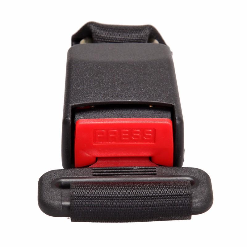 Universal 14 Car Truck Seat Belt Seatbelt Extender Extension Safety Buckle 78 8