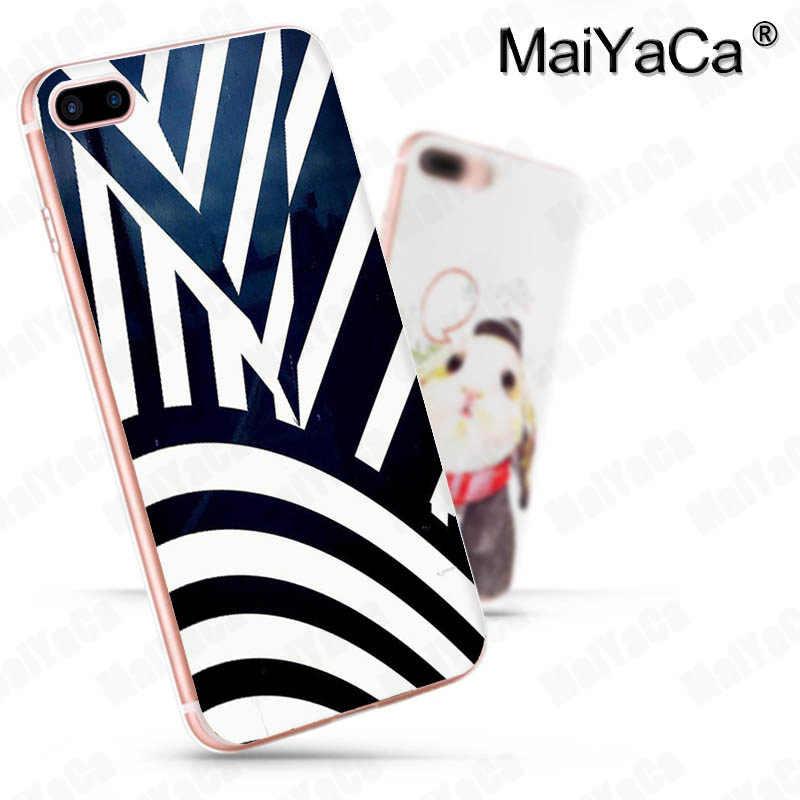 MaiYaCa כיכר דפוס חדש הגעה אופנה טלפון case כיסוי עבור Apple iphone 11 פרו 8 7 66S בתוספת X 5S SE XS XR XS מקסימום כיסוי