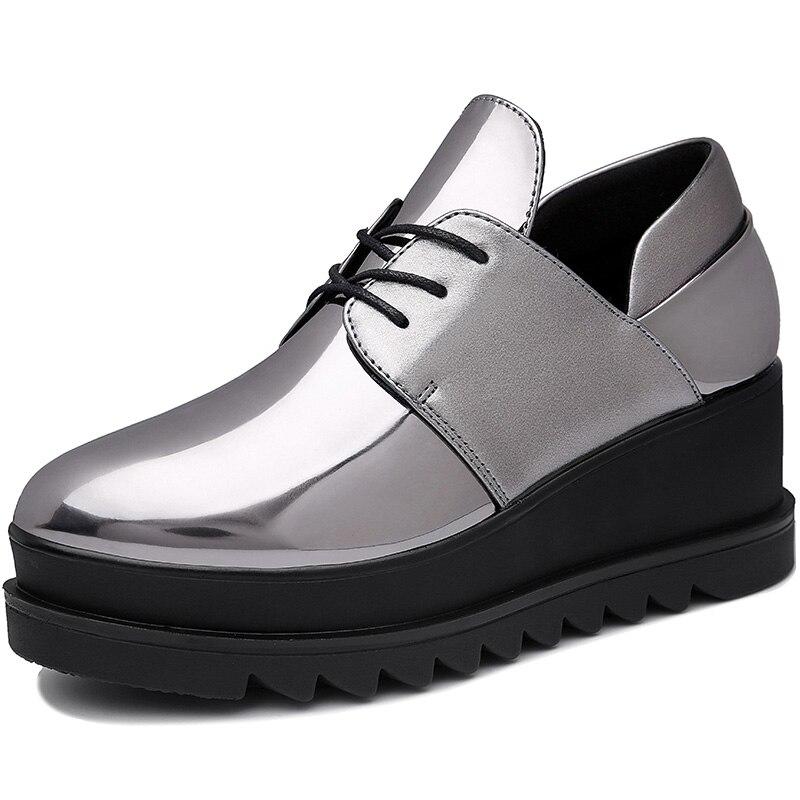 Shoes font b Woman b font MOOLECOLE font b Women b font Casual Shoes PU Leather