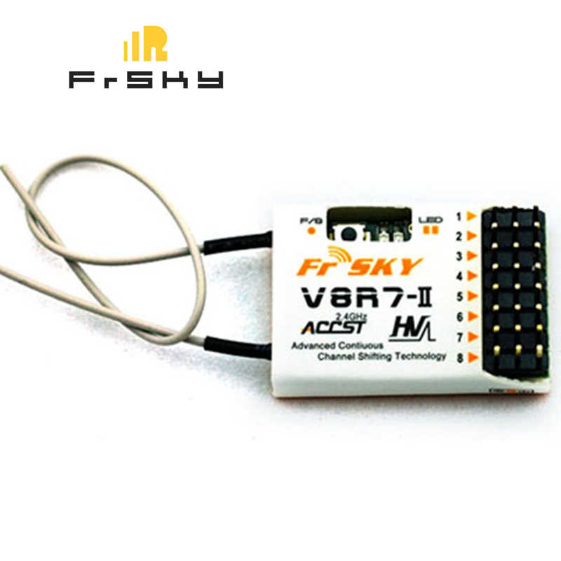 Best Deal  FrSky V8R7-II 2.4G 8CH Receiver for RC Drone Multirotor Parts Accessories