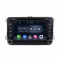 2GB RAM Octa Core 7 Android 6 0 Car DVD Player For VW Volkswagen TIGUAN TOURAN