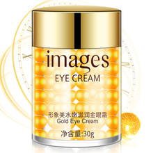 New Gold Eye Cream Collagen Hydra Moisturizing Eye Gel Remove Eye Bag Anti Puffiness Dark Circles Remove Anti Wrinkles Care electric thermal eye massager eye care beauty instrument device remove wrinkles dark circles puffiness massage relaxation
