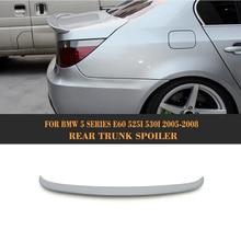 купить High quality FRP Material Trunk Lip Spoiler for BMW E60 AC Rear Trunk Lip Spoiler дешево