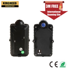 KINGNEED TK05G 3G wcdma gps tracker locator tracking device for car vehicle security with tamper motion sos alert sleep mode(China)