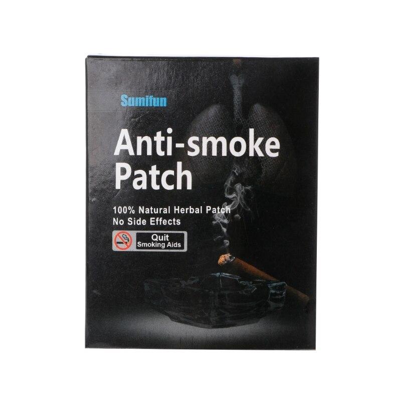 35 stücke Natürliche Zutat Nikotin Patches Stop Raucherentwöhnung Patch Gesundheit Care Body Massage Neue