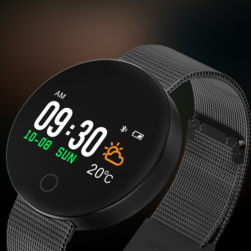 купить 007PRO Soprt Smart Watch Women Bluetooth Heart Rate Fitness Tracker Smart Watch Men Smart Wristbands For Android IOS Clock по цене 2309.2 рублей