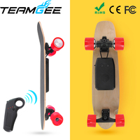 Electrico Skate Board 7 Layers Maple Wood Deck Fishboard Longboard Adult High Speed Drift Skate Skateboard