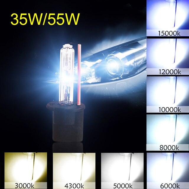 2pcs H3 Xenon Bulb 35w 55w 3000k 4300k 5000k 6000k 8000k
