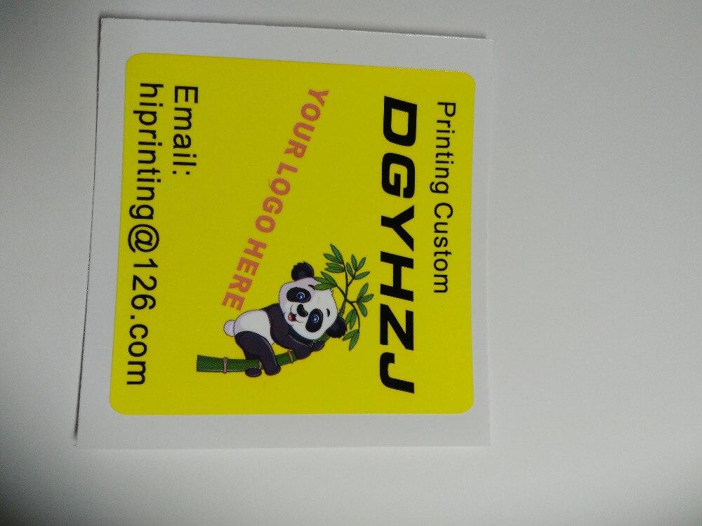 2x1000 pcs personalizado adesivos de vinil impressao barato cortado vinil adesivo vinil doente