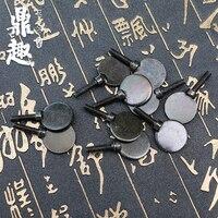 200Pcs/Lot Pro Piercing Tattoo Machine Gun Handle Lock Nut Screw Supplies Tattoo Accessory TG5507