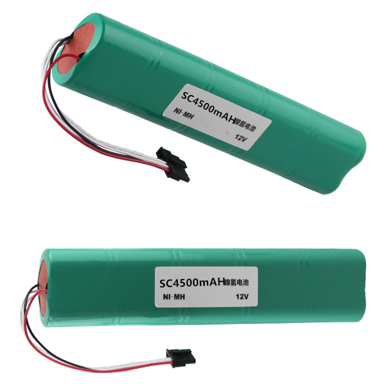 NI-MH 12V 4500mAh Replacement battery for Neato Botvac 70e 75 80 85 D75 D8 D85 Vacuum Cleaner battery 4x silicone blades 4x brush 1x beater bearing replacement for neato botvac 70e 75 80 85 automatic vacuum cleaner robots