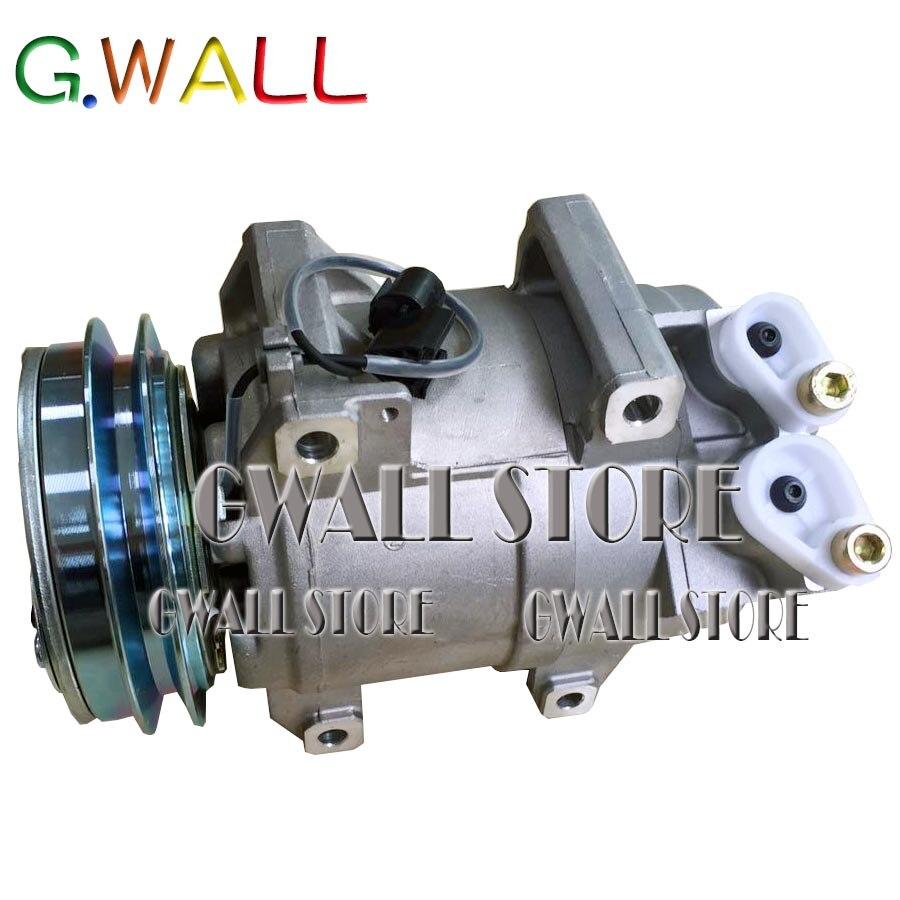 Buy Triton Ac Compressor And Get Free Shipping On Kompresor Mitsubishi Pajero Sport Valeo
