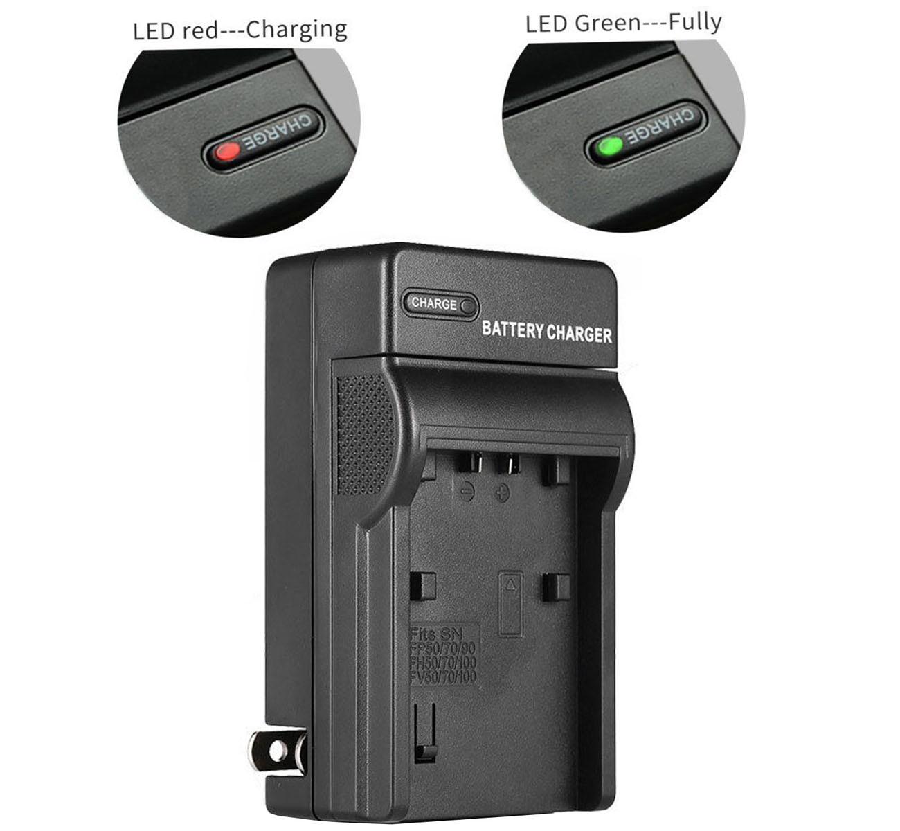 BATTERIA battery per Sony hdr-ux20//e hdr-xr100 dsc-hx200v dsc-hx200v