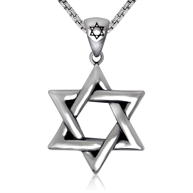 Stainless steel pendant necklace tetragrammaton pendant jewelry man stainless steel pendant necklace tetragrammaton pendant jewelry man pewter pendant mozeypictures Gallery