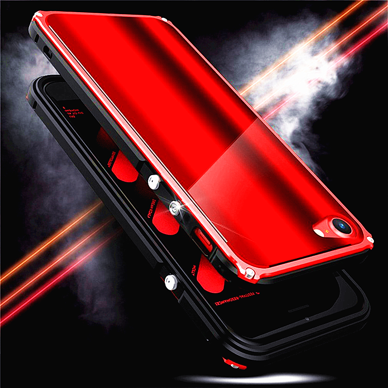Aigo ultar thin lightweight mobile phone aluminum case for Mobel luxus designer