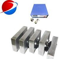 Transductores de inmersión ultrasónica de 600 w con función de barrido utilizada en el tanque de inmersión ultrasónico del sistema de limpieza