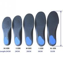 Shoes Arch Support Cushion Feet Care Insert Orthopedic Insole for Flat Foot Health Sole Pad