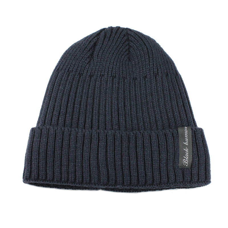 f50c945290f FETSBUY  Winter Hats For Men Skullies Beanies Knitted Wo Stocking ...