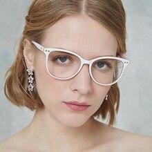 1ffba062714 version of myopia retro glasses frame male frames female round face flat  mirror art frame Eyeglass