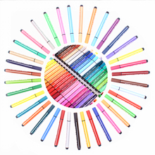 Color pen art marker drawing set colors children watercolor pen safe non toxic water washing graffiti