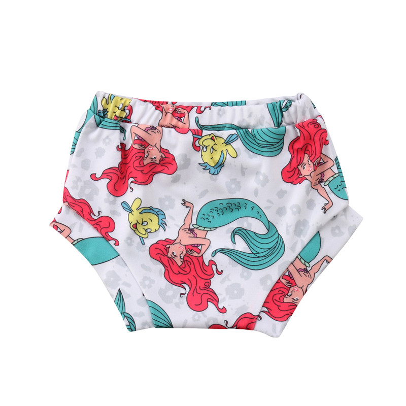 1X Baby Kids Girls Underpants   Shorts     short   bebe animal cartoon panties Soft Cotton Panties Child Underwear   Short   Briefs