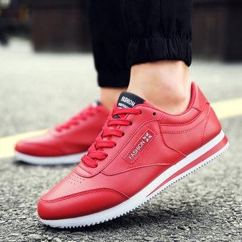 2018 Мужские лёгкие ботинки Новый стиль Мода Мужские лёгкие ботинки новый цвет CC001