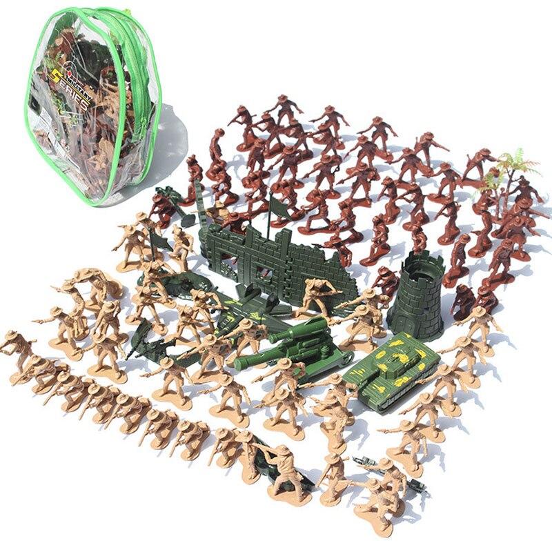 105pcs /set West cowboy warrior Ancient soldiers military man High quality plastic Military toys Sand table свитшот print bar west cowboy