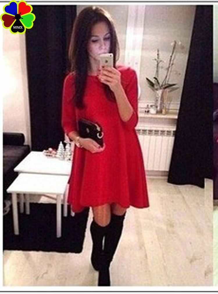 Aliexpress.com : Buy 2015 Womens Fall Fashion Winter Woman Tunic ...