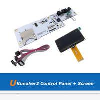 UM2 3d принтер части Ultimaker 2 Смарт дисплей панель управления с oled-экраном для Ultimaker2 материнская плата