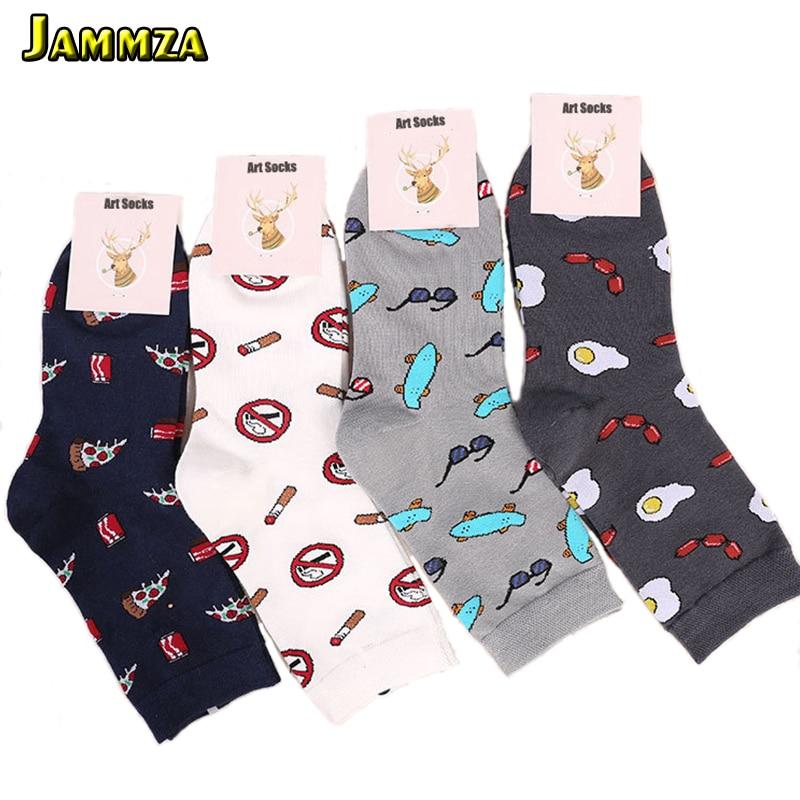Calcetines de algodón para hombre Kintting Personaje de moda - Ropa interior - foto 1
