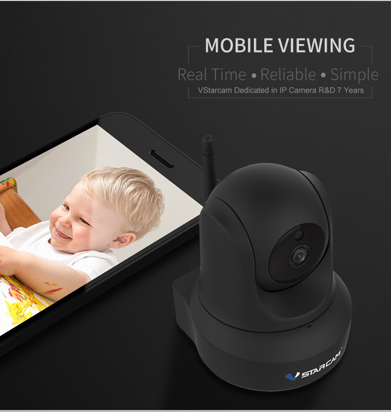 Vstarcam C29S 1080P Full HD Wireless IP Camera CCTV WiFi Home Surveillance Security Camera System Indoor PTZ Camera baby monitor 8