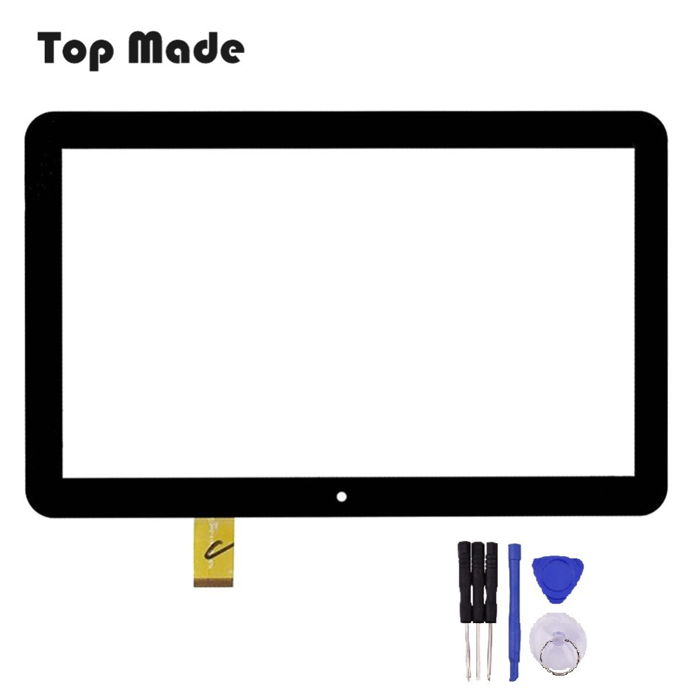 10.1 inch Touch Screen for Optima 10.4 3G TT1004PG Tablet Digitizer Sensor Replacement Free Shipping new 8 inch dxp2 0331 080a fpc 0297 c0 for tablet oysters t84eri 3g touch screen digitizer sensor replacement free shipping