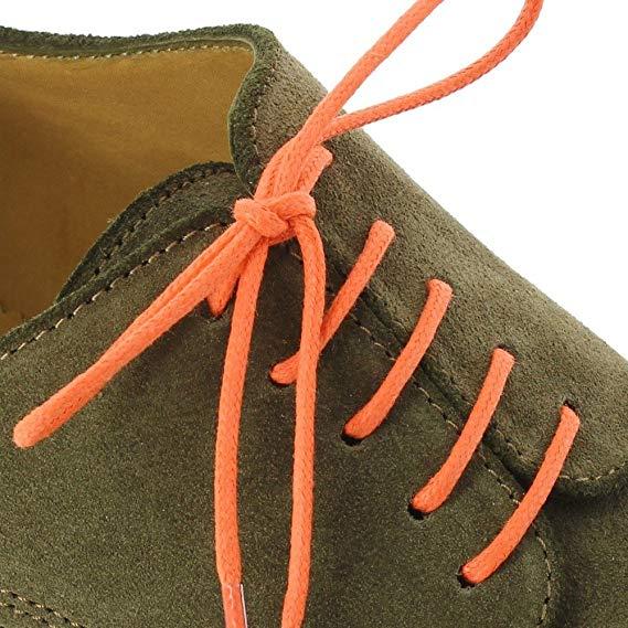 5-Pair Pack Cotton Waxed Shoelaces Oxford Shoe Laces Martin Bootlaces Dress Shoelaces 80cm 100cm 120cm 140cm5-Pair Pack Cotton Waxed Shoelaces Oxford Shoe Laces Martin Bootlaces Dress Shoelaces 80cm 100cm 120cm 140cm