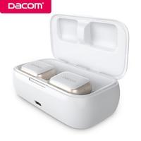 Dacom GF8 True Twins Bluetooth Headset Mini Sport Wireless TWS Earbuds Noise Canceling Handsfree With Mic