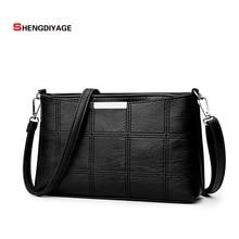 SHENGDIYAGE women bag High quality mosaic style fashion women shoulder bags schouder tassen dames women messenger bags