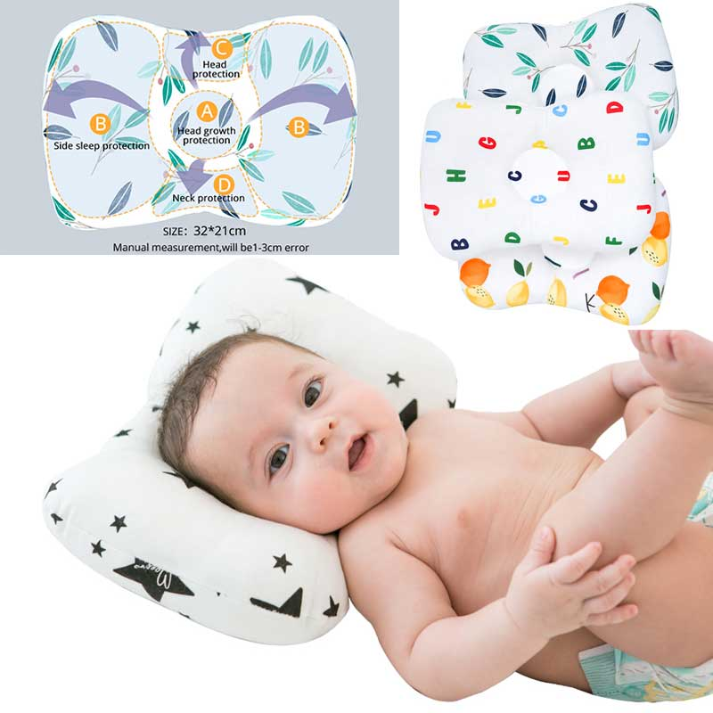 Head Protection Infant Bedding Toddler Cushion Baby Pillow Neck Protection