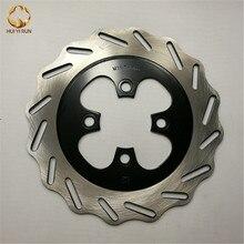 Мотоцикл задний тормозной диск тормозной ротор для Yamaha Suzuki толщина 3 мм