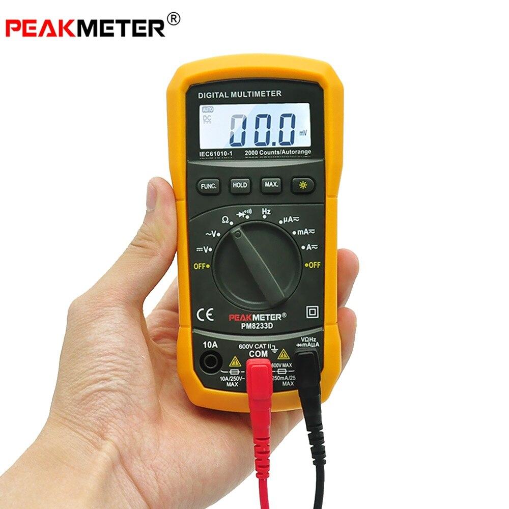 Multifunction Meter 96x96 : New multifunction peakmeter pm e