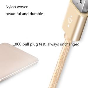 Image 5 - 마이크로 usb 안 드 로이드 케이블 빠른 충전 usb 케이블 데이터 동기화 충전기 xiaomi에 대 한 삼성 a7 s7에 대 한 휴대 전화 케이블