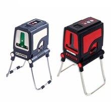 KAPRO 872N 872 グラム自立クロスビームレーザー水平垂直レーザーレベル精度 0.2 ミリメートル/m