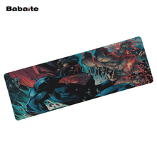 Babaite Tapis De Souris Rectangle Laptop Gaming Speed Mousepad New Design Unchained Superman Best Buy Large Computer Mouse Pads(China)