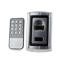 Free Shipping Waterproof Fingerprint Access Control Door Locks For Access Control System