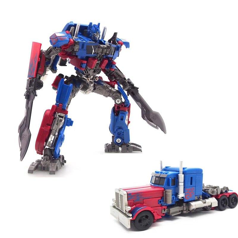 20 cm modèle Transformation Robot voiture Action jouets en plastique jouets Action Figure jouets pour l'éducation enfants meilleur cadeau
