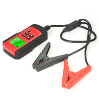 Accurate Vehicle Car Battery Tester Lead Acid Battery Analyzer Diagnostic Tool CCA With LCD Digital Display Checker AE300