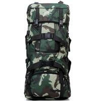 Multi purpose Backpack Fashion Backpacks 70 L Large Capacity Rugzakken Camouflage Double Backpack Bags Bolsos