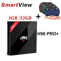 3G 32G H96 Pro Amlogic S912 Octa Core Android 6 0 TV Box 2 4G 5